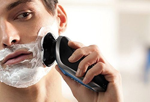 Wet and dry shaving