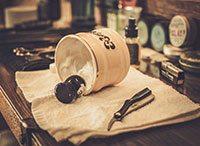 Shaving Cream & Brush